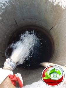 Почистить питьевой колодец в Городище